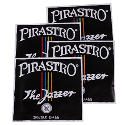 PIRASTRO THE JAZZER MUTA PER BASS SET ORCHESTRA MITTLE 344020