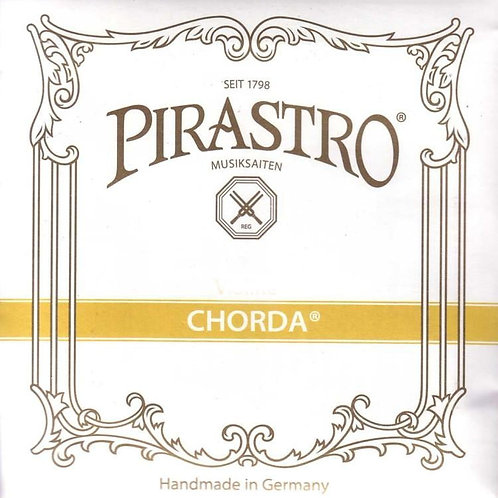PIRASTRO CHORDAFLEX CORDA SOL (G) PER VIOLINO GUT 29 ENVELOPE 112441