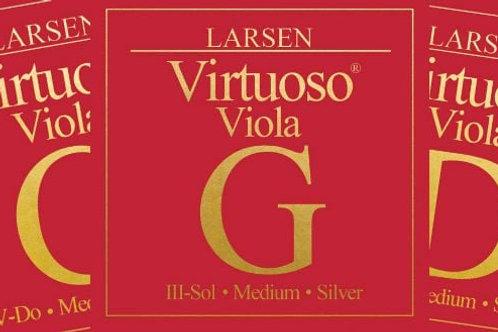 LARSEN VIRTUOSO MUTA PER VIOLA - Medium Pallino - 635461