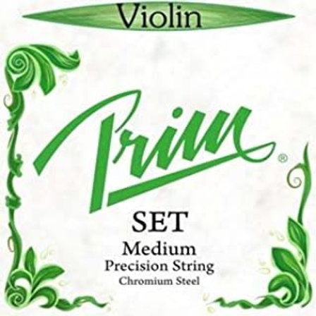PRIM STAINLESS STEEL STRINGS CORDA LA (A) ACCIAIO-CROMO PER VIOLINO