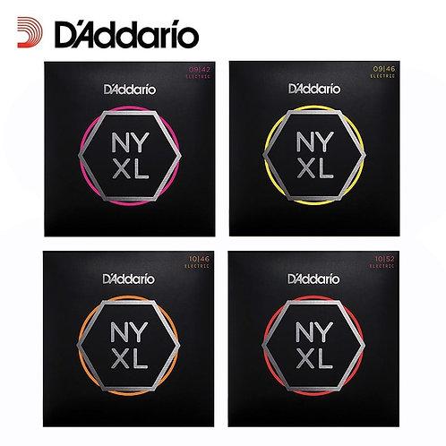 D'ADDARIO XYXL NICKEL ROUND WOUND NYXL1052