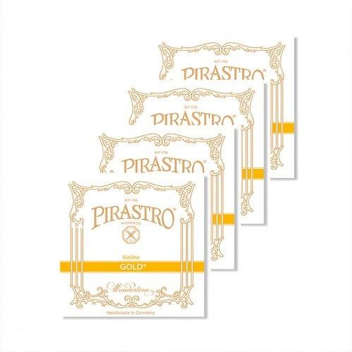 PIRASTRO GOLD MUTA CON IL MI (E)- BALL MITTLE ENVELOPE 215021