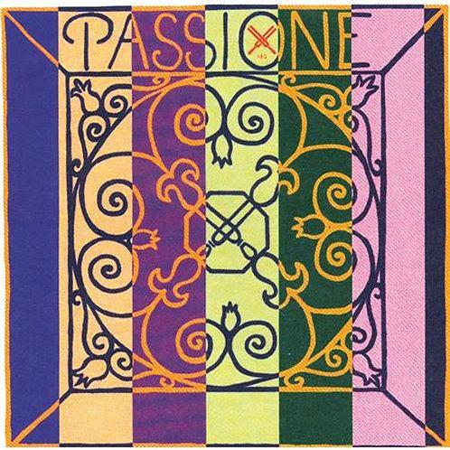 PIRASTRO PASSIONE CORDA RE (D) GUT/SILVER 16 1/4 ENVELOPE 219431