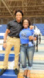 Mother & Son (Patricia & Jewelz Demps)