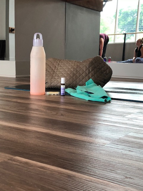 Olivia's Yoga Bag