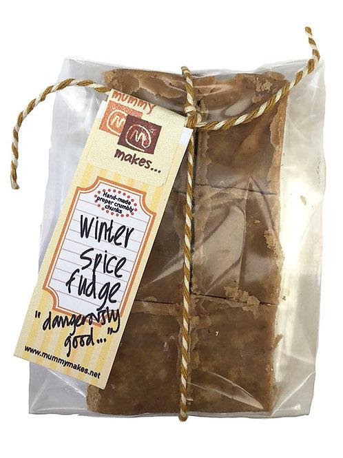 Winter Spice Fudge