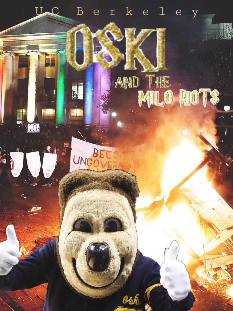 Oski and the Milo Riots