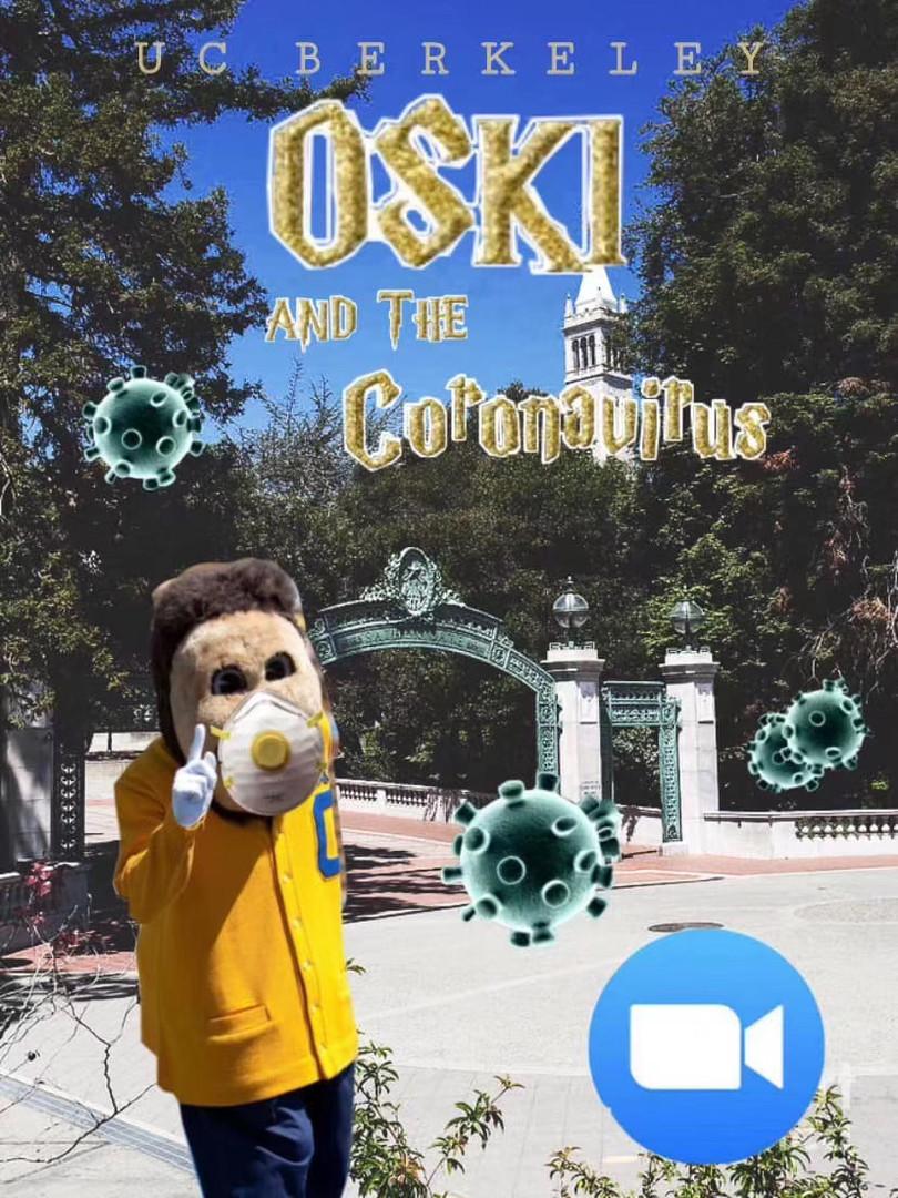 Oski and the Coronavirus