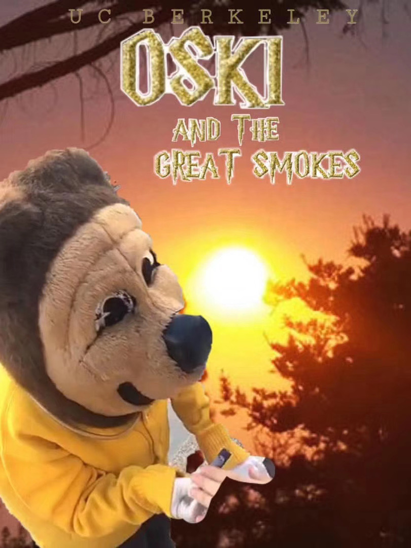 Oski and the Great Fire