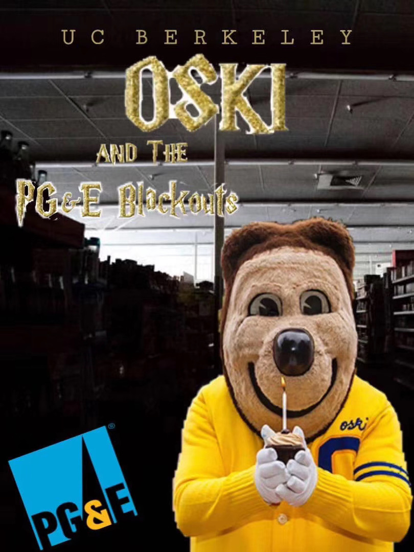 Oski and the PG&E Blackouts