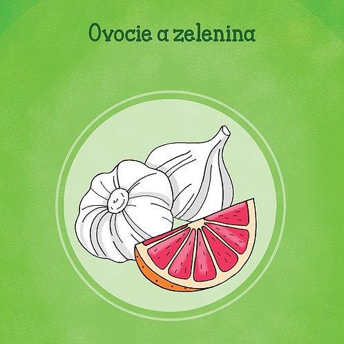 Ovocie a zelenina (48ks)