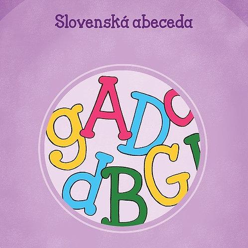 Slovenská abeceda (44ks)