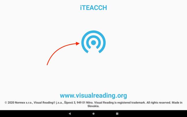 Teraz je aktívny režim iTEACCH
