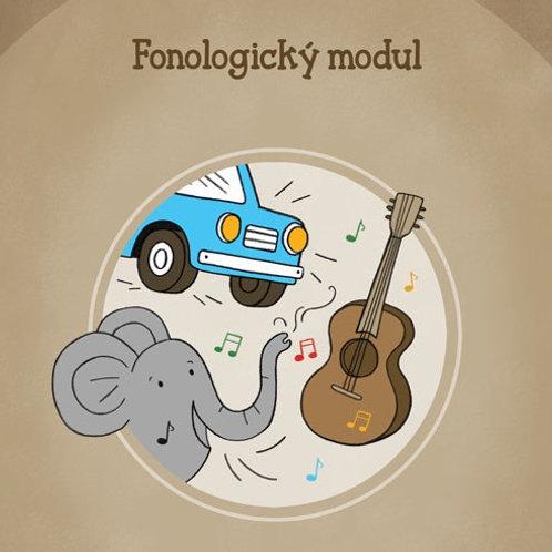 Fonologický modul (58ks)