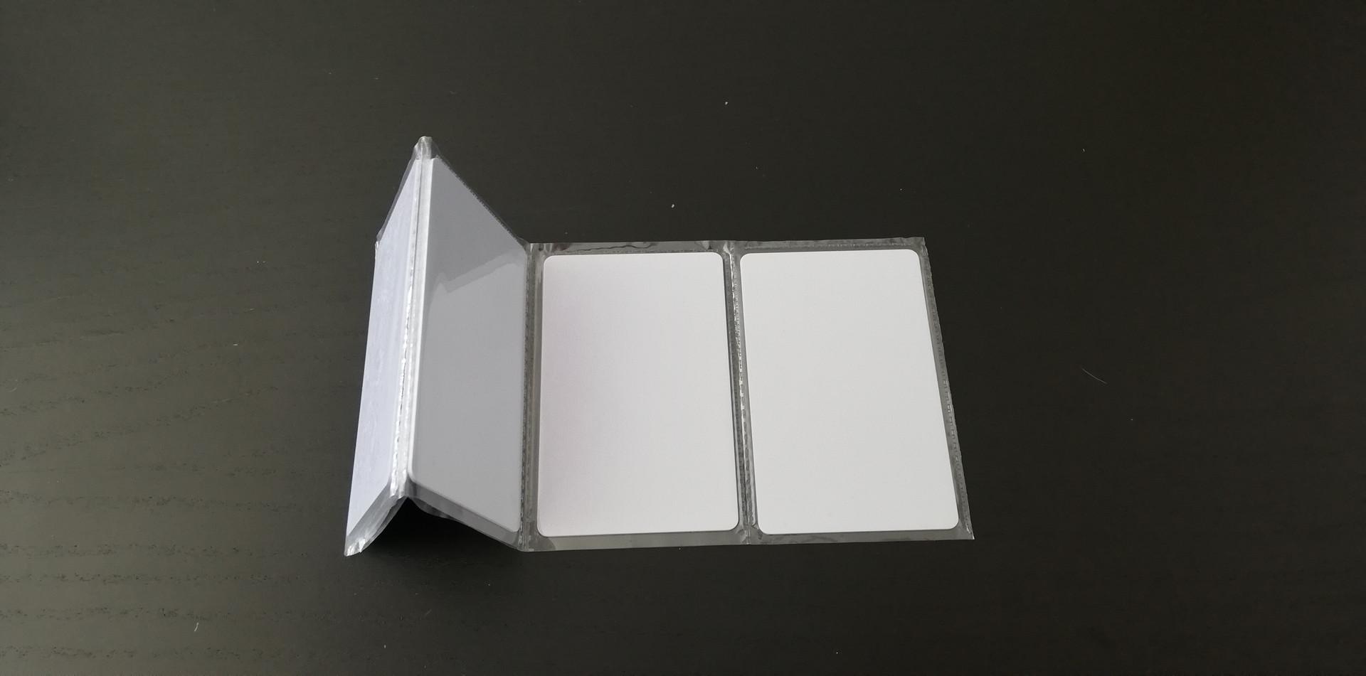 Nebo si kupte karty NFC (NTAG 213)