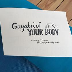 The Gayatri of the Body 04