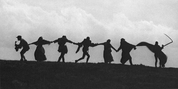 O Sétimo Selo (1957), Ingmar Bergman