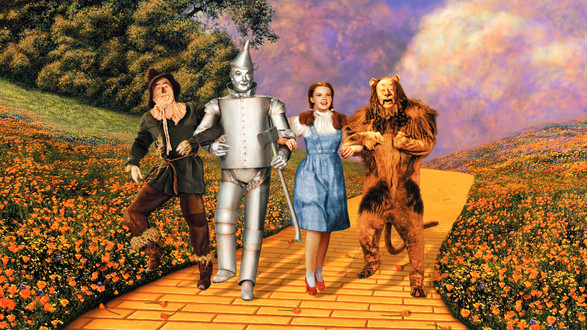 O Mágico de Oz (1939), Victor Fleming, George Cukor, King Vidor, Mervyn LeRoy, Norman Taurog