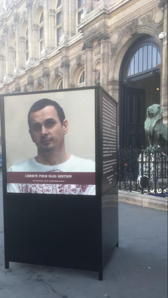 Natalia Kaplan, cousine d'Oleg Sentsov, attend «des réactions fermes de la part des autres Etats»