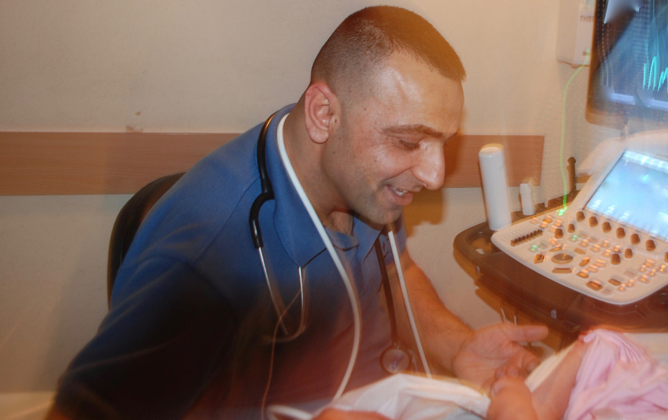 Dr IbrahimAbu Zahira, une vie entre Israël et Palestine