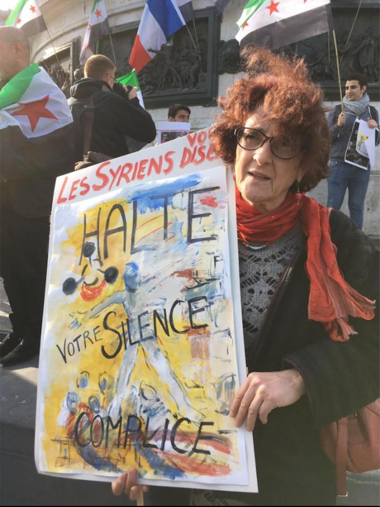 """Syrie: Les """"exactions ne font que renforcer les tendances islamistes les plus radicales""""(N. Tenzer)"""