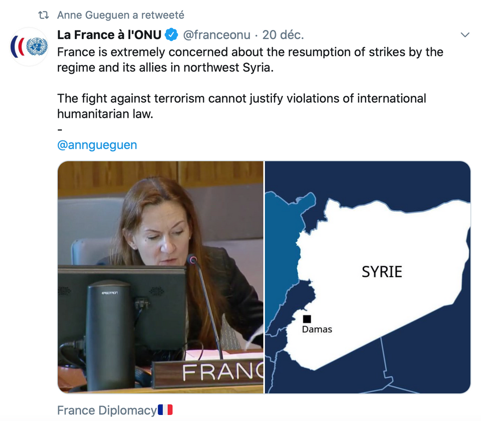 «Tout le monde sait que la Russie et Assad tuent les Syriens mais personne ne bouge»