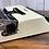 Thumbnail: Custom Painted Ferrari Avorio Ivory Pearl Olivetti Lettera 22 Typewriter