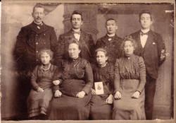 Kongsberg - Martin med familien sin