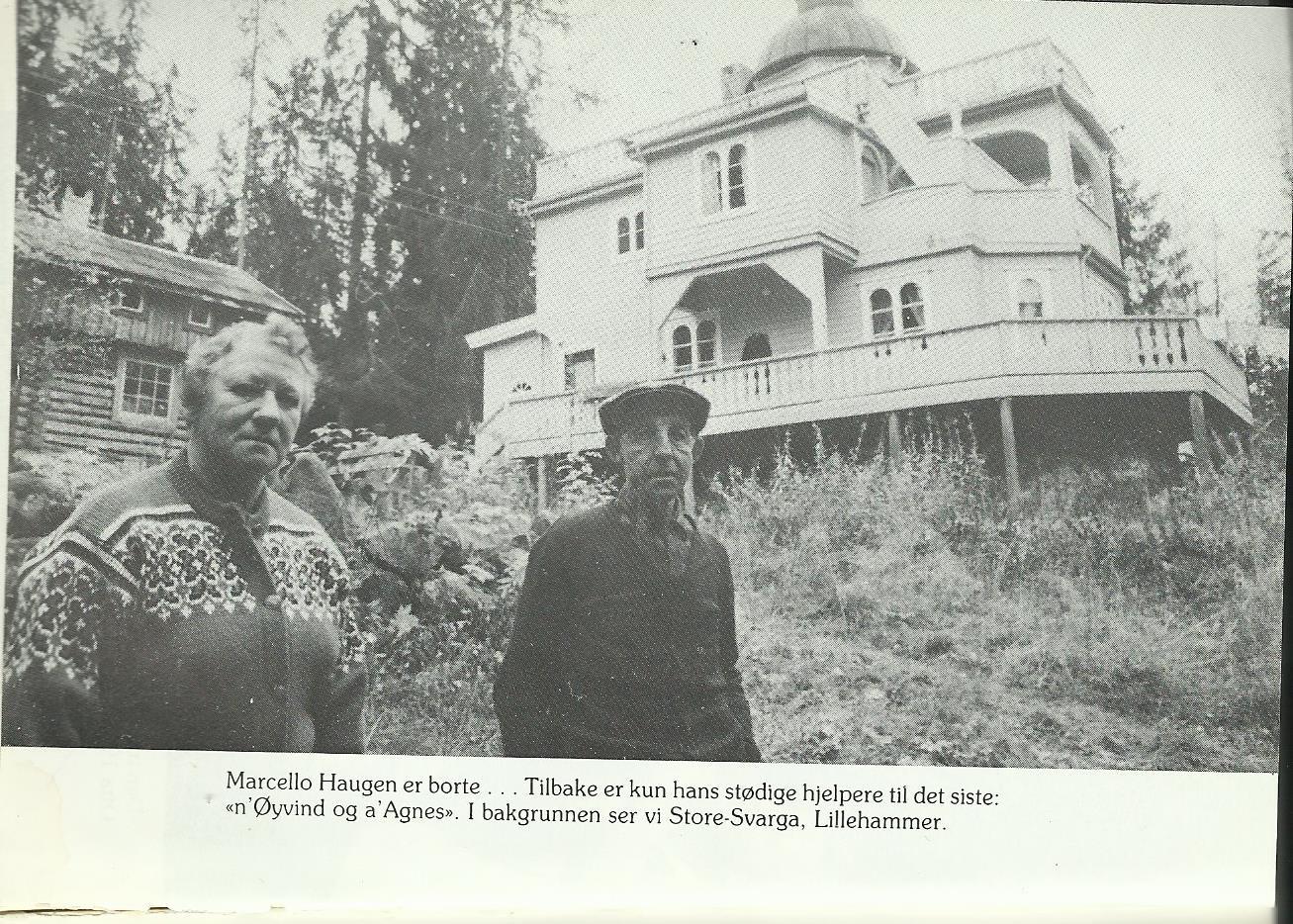 Øyvind og Agnes
