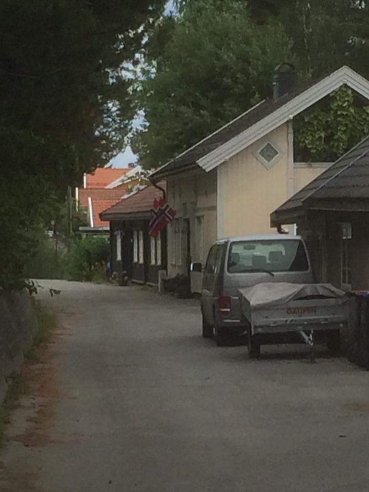 140 års markering - Numedalsveien