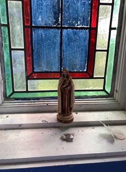 Kapellet - Maria i vinduet