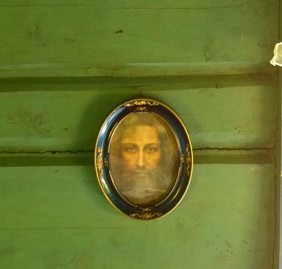 Kapellet - Medaljong