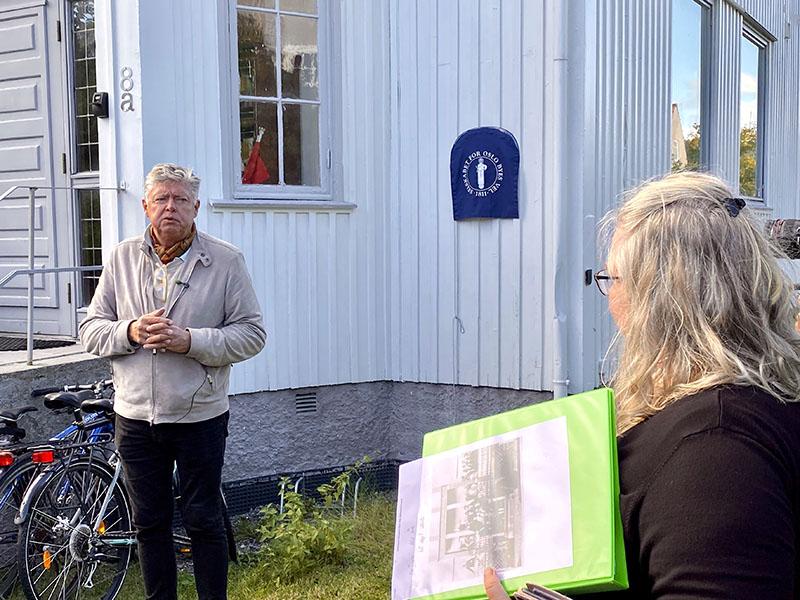 Ole Rikard Høisæther på Arjuna