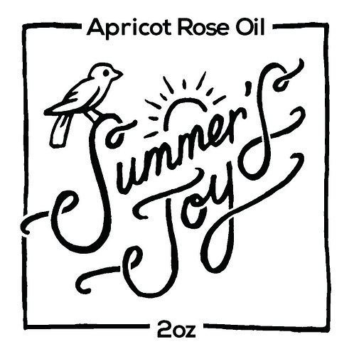 Apricot Rose Oil