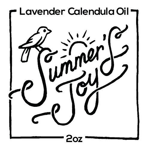 Lavender Calendula Oil