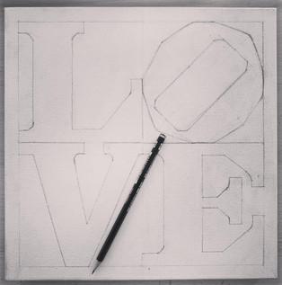 Sketch of LOVE