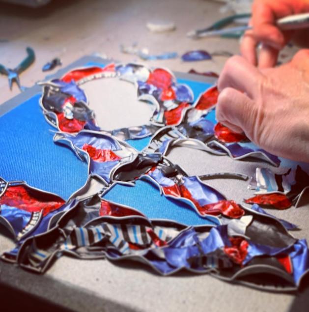 LOVE Artwork in progress...