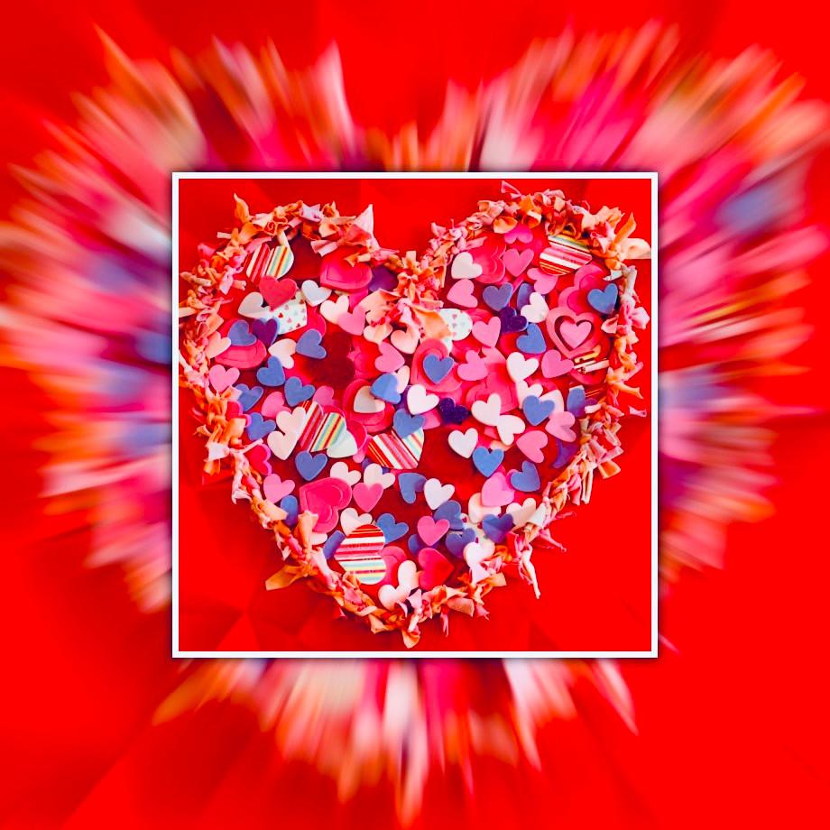 Overflowing LOVE