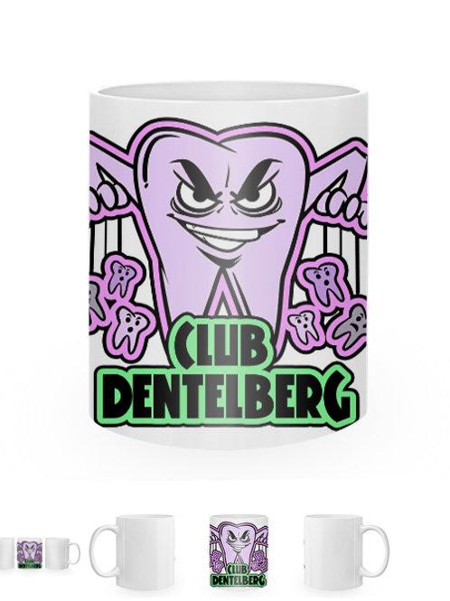 TAZA CLUB DENTELBERG LILA