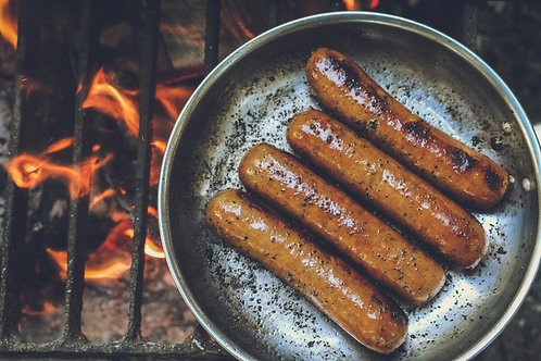 Pork Breakfast Sausages (Pasture Raised Organic Fed)