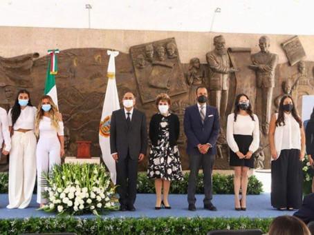 Rinden homenaje a René Juárez en Guerrero