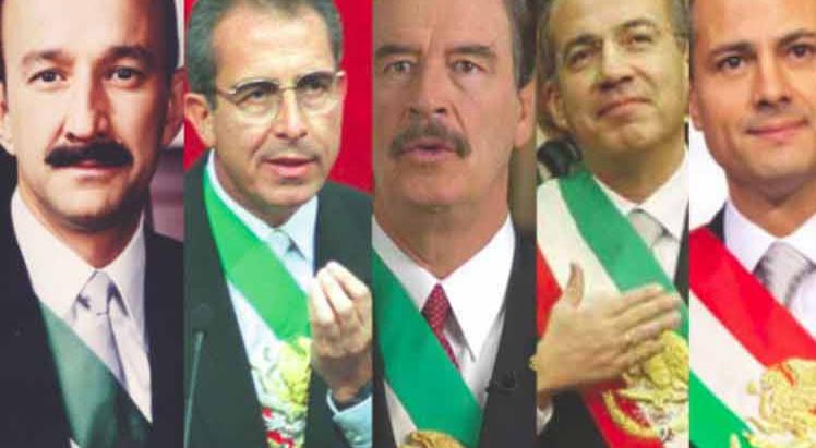 México investigara a ex presidentes