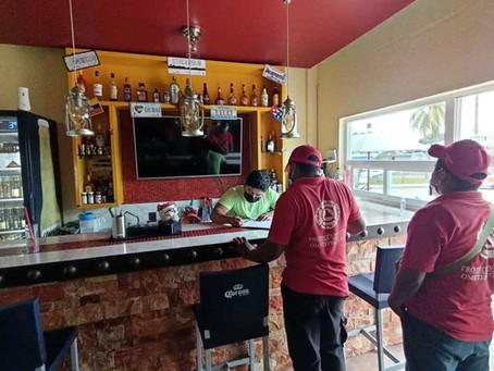 Tercera ola de Covid-19 afecta negocios en Guerrero