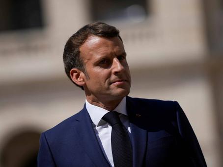 Inauguración de París 2024, será en el río Sena: Macron