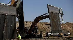 DHS anuncia fin de dos contratos para la construcción del muro en la frontera sur de EEUU