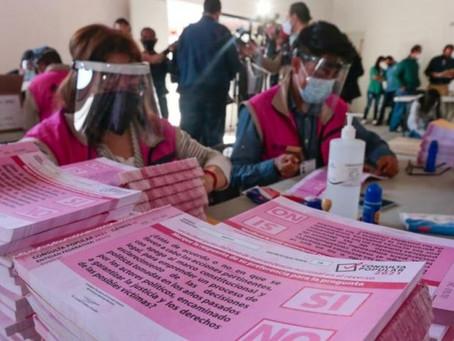 Consulta se cancela en Chiapas por inseguridad: INE