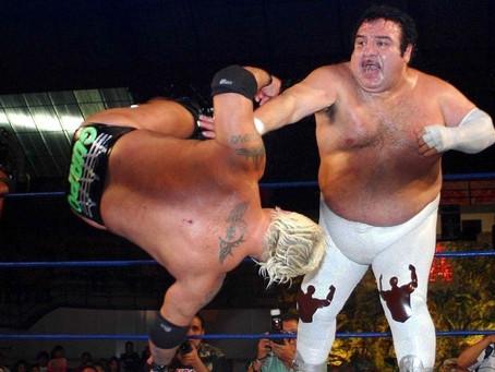 """Fallece """"Súper Porky"""", luto en la lucha libre mexicana"""