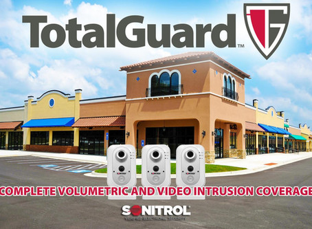 SONITROL ADDS ENHANCEMENTS TO TOTALGUARD SOLUTION