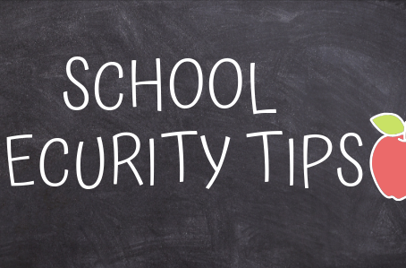 School Security Tips