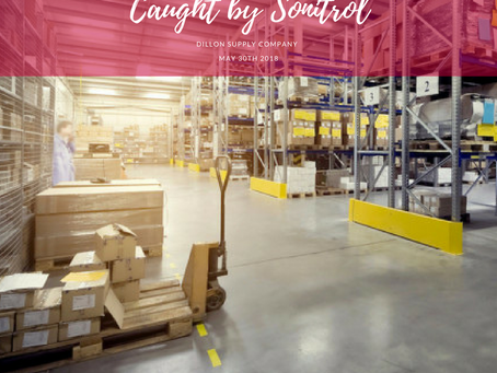 Caught by Sonitrol
